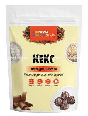 Смесь Newa Nutrition Протеиновый шоколадный кекс, 200 г.);