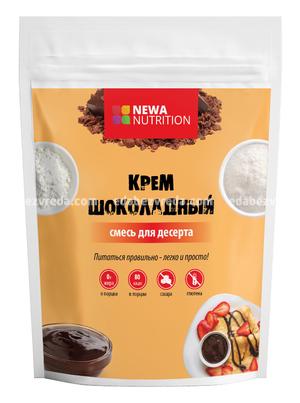 Смесь Newa Nutrition Шоколадный заварной крем, 150 г.);