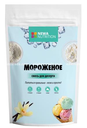 Смесь Newa Nutrition Протеиновое мороженое, 200 г);