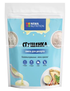 Смесь Newa Nutrition Сгущёнка без сахара, 150 г.);