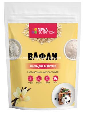 Смесь Newa Nutrition Протеиновые вафли, 200 г.);